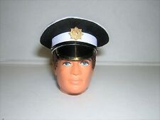 Banjoman 1:6 Scale Custom Coldstream Guards Peaked Cap For Vintage Action Man