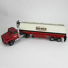 MATCHBOX SUPERKING K-16 FORD LTS PETROL TANKER TEXACO LESNEY 1973