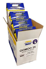 BULK LOT! Smooth-On OOMOO 25 Silicone Mold Making Rubber - 1 case 4 kits