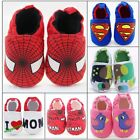 Baby Girl Boy Cotton Crib Shoes Newborn Infant Toddler Pram Soft Sole Prewalker
