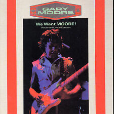 We Want Moore! [Remaster] by Gary Moore (CD, Apr-2003, Emi)