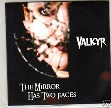 (H608) Valkyr, The Mirror has Two Faces - DJ CD