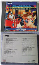 THE ROCK´N´ROLL ERA 1957 Larry Williams, Coasters,... 1990 Time Life CD TOP/MINT