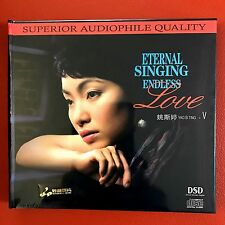 Yao Siting 姚斯婷 Eternal Singing Endless Love V CD 妙音唱片 Audiophile Female Vocal