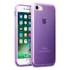 Original Apple iPhone 7 Case Genuine Rock Cover Tech Flex TPU Gel Bumper Purple