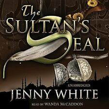 The Kamil Pasha Novels: The Sultan's Seal by Jenny White (2013, CD, Unabridged)