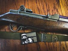 Big Red One M1 Garand Morale Patch Tactical Military Army Badge Hook Flag