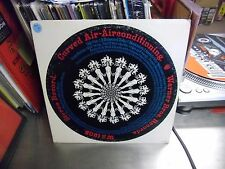 CURVED AIR Airconditioning LP VG+ Stereo 1970 1st US Press White Promo Label