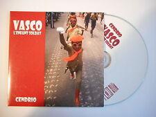 CENDRIO : VASCO L'ENFANT SOLDAT [ CD SINGLE PORT GRATUIT ]