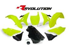 New YZ 125 250 16 Tank Conversion kit For 02-14 Bike Plastics Kit  Restyle Neon