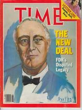 Time Magazine: The New Deal 2/1/82