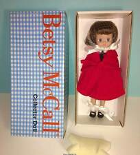 "8 inch Tonner BETSY McCall-""Ready To Travel""-UFDC 2000-dressed doll-NEW in BOX!"