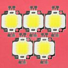 5PCS 10W White High Power LED 500lm SMD