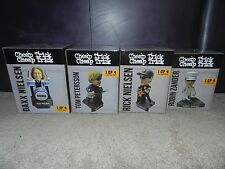 Daxx Rick Nielsen Robin Zander Tom Petersson Cheap Trick Bobblehead Set (4) NEW