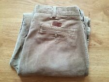 Polo Ralph Lauren Andrew Pant Cotton Brown Trousers Chinos Size - W34 L34