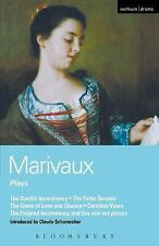 Marivaux Plays: Double Inconstancy;False Servant;Game of Love & Chance;Careless