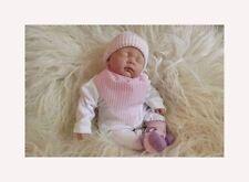 Tayla Recién Nacido Girl CHILDS 1st Bebé Reborn Muñecas Realistas Cumpleaños Regalo De Navidad