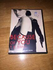 Because Of You ~ T.E. Sivec ~ MP3 CD Unabridged Audio UAB UNAB