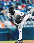 LATROY HAWKINS NEW YORK YANKEES ACTION SIGNED 8x10