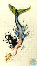Cross Stitch Chart / Pattern ~ Mirabilia Mediterranean Mermaid #MD102
