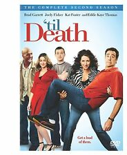 'Til Death . The Complete Season 2 . Ehe Ist... . Staffel .  2 DVD . NEU . OVP