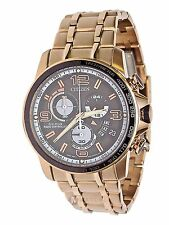 NEW MENS CITIZEN ECO-DRIVE (BY0108-50E) PERPETUAL CALENDAR ATOMIC WATCH