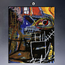 Jean Michel Basquiat - HEAD - street art canvas print wall picture 32x24""