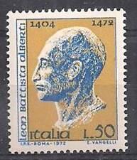 Italia 1972 5° centenario morte di Battista Alberti MNH