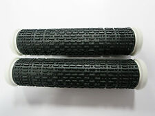 New Cannondale Morse 135mm MTB Grips (Black/White)