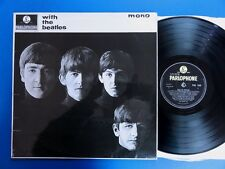 THE BEATLES WITH THE BEATLES parl 63 -3N-3N UK Lp NR EX