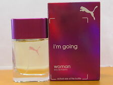 I m going by Puma Perfume Women 2.oz Eau de toilette Spray NIB & Sealed.
