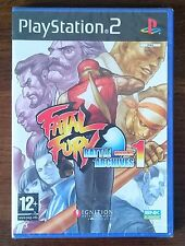 FATAL FURY BATTLE ARCHIVES 1 # NEW SEALED # - UK PAL Sony Playstation 2 (PS2)