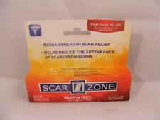 Scar Zone Burn Gel Dual Formula Reduces Appearance of Scars from Burns