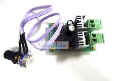 DC 12-36V 12V 24V 36V 10A DC Motor Speed Control PWM HHO RC Controller 25KHZ NEW