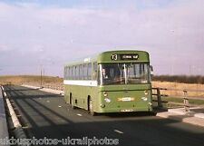 Crosville OFM779K Runcorn 25/01/74 Bus Photo