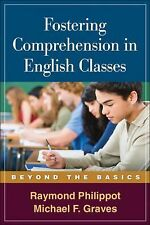 Fostering Comprehension in English Classes: Beyond the Basics (Solving Problems