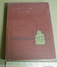 1972 Dade Christian High School yearbook Hialeah Florida FL Victoria Jackson