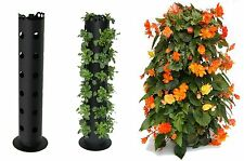 Vertical Tower Garden Strawberry Planter Herb Tomato Flower Freestanding NO TAX