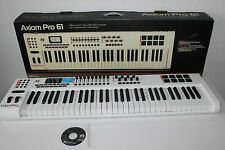 M-Audio Axiom Pro 61-USB MIDI controller keyboard