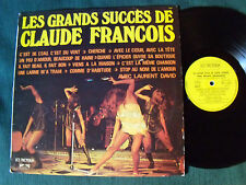 LAURENT DAVID & THE MUSIC SWEEPERS: Succès de Claude François LP TRETEAUX 6067