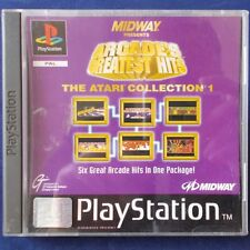 PS1 - Playstation ► Midway Arcade's Greatest Hits - The Atari Collection 1 ◄ RAR