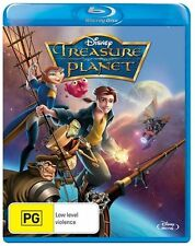 Treasure Planet - Ron Clements NEW B Region Blu Ray