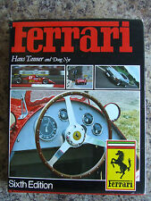 FERRARI HANS TANNER & DOUG NYE HARD BACK SIXTH EDITION