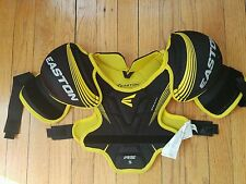 Easton Stealth RS shoulder chest pads Youth Yth size S small brand new