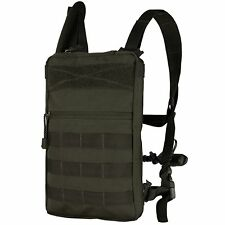 Condor Black 111030 Tactical MOLLE Tidepool Hydration Carrier w/1.5 L Bladder