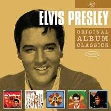 Elvis Presley - Original Album Classics *5 CD*NEU* I - Golden Records