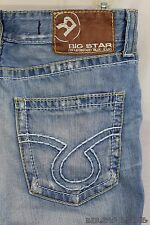 Big Star Pioneer Limited Vintage Collection Distressed Boot Cut Mens 35Wx 32L