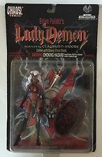 LADY DEMON action figure Brian Pulido Evil Ernie MAC Moore Chaos!