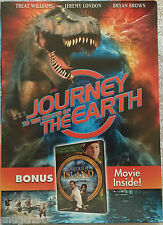 Bundle Lot 2 DVD Set ~ Journey to the Center of the Earth ~ Mysterious Island