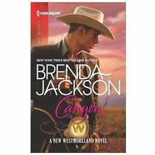 Canyon 2245 by Brenda Jackson (2013, Paperback) fast shipping!!!!!! LOOK!!!!!!!!